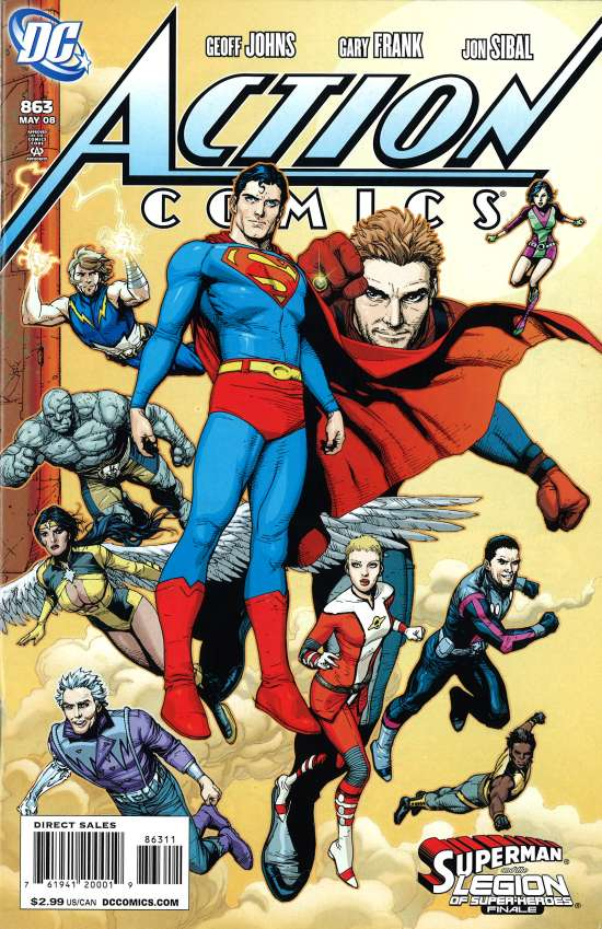 Image result for action comics 863
