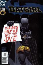 Batgirl Vol 1 2