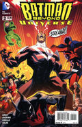 Batman Beyond Universe Vol 1 2