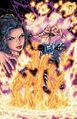 Blue Beetle Vol 8 6 Unused Textless Cover