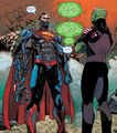 Cyborg Superman Prime Earth 001