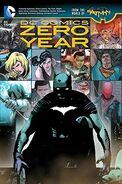 DC Comics Zero Year TPB