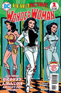 DC Retroactive Wonder Woman 70s