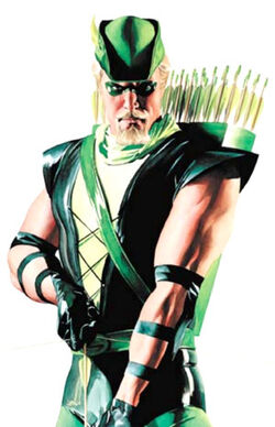 Green Arrow 0011