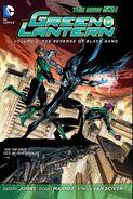 Green Lantern Revenge of the Black Hand TPB