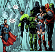 Justice League Smallville 0002