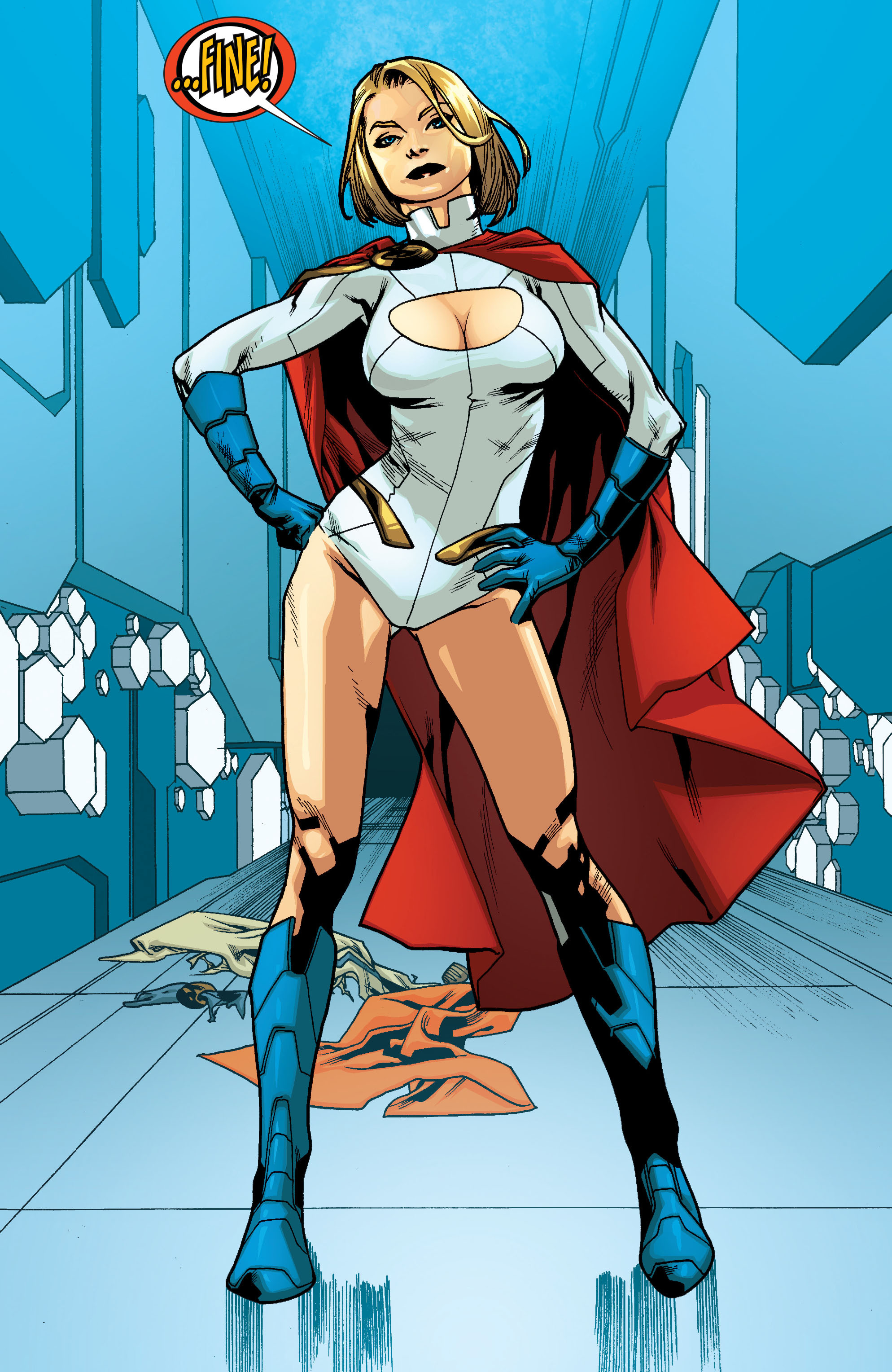 Kara Zor-El Earth 2 003.jpg  sc 1 st  DC Database - Fandom & Image - Kara Zor-El Earth 2 003.jpg | DC Database | FANDOM powered ...