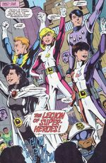 Legion of Super-Heroes II 01