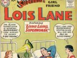 Superman's Girl Friend, Lois Lane Vol 1 17