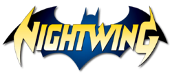 NIghtwing (2016) logo