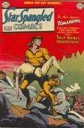 Star-Spangled Comics 110