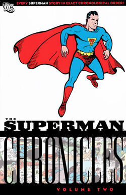 Cover for the Superman Chronicles Vol. 2 Trade Paperback