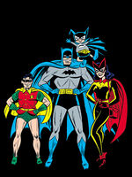 The Bat-Family