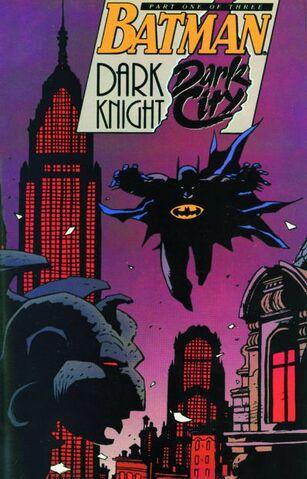 File:DC Comics Presents Batman Dark Knight, Dark City Vol 1 1 Textless.jpg