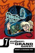 ElfQuest The Grand Quest Vol 7 TP