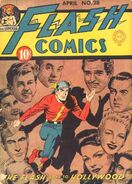 Flash Comics 28