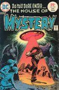 House of Mystery v.1 230
