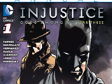 Injustice: Gods Among Us: Year Three Annual Vol 1 1