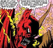 Lucifer Dark Genesis! 001