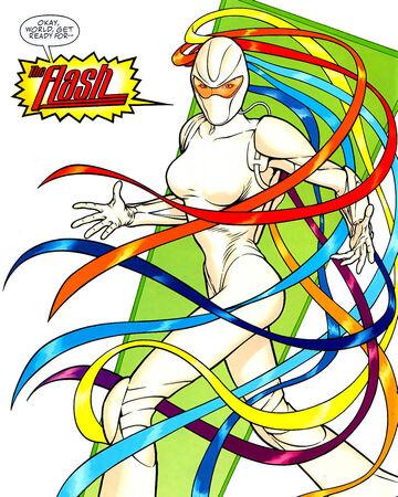 Mary Maxwell The Flash
