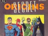 Secret Origins of the World's Greatest Super-Heroes