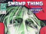 Swamp Thing Vol 2 81