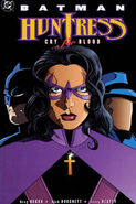 Batman Huntress Cry for Blood TP