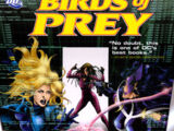 Birds of Prey: Between Dark & Dawn (Collected)