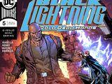 Black Lightning: Cold Dead Hands Vol 1 5