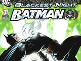Blackest Night: Batman Vol 1 1