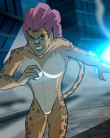 Resultado de imagem para cheetah  Superman/Batman: Public Enemies.