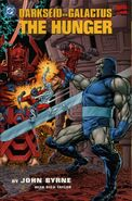 Darkseid Galactus The Hunger 001