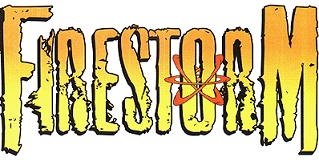 Firestorm volume 3 logo