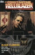 Hellblazer Black Flowers