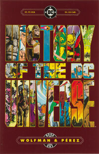 History of the DC Universe 1