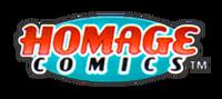 Homage Comics Logo