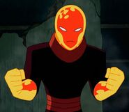 Isaiah Crockett Teen Titans TV Series 0001