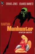 Martian Manhunter - American Secrets 2