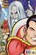 Shazam - Monster Society of Evil 1B