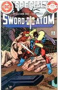 Sword of the Atom Special Vol 1 1