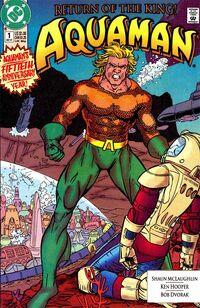 Aquaman Vol 4 1