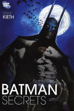 Cover for the Batman: Secrets Trade Paperback