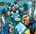 Blue Beetle Justice League 3000 0001