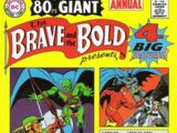 The Brave and the Bold Annual Vol 1 1