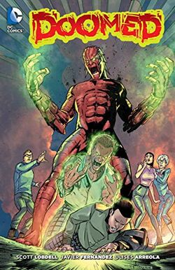 Cover for the Doomed Trade Paperback