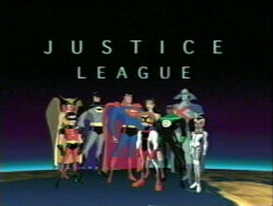 Justice League The First Mission