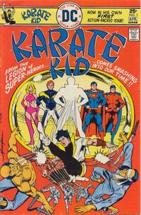 Karate Kid 1