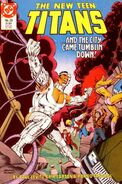 New Teen Titans Vol 2 33