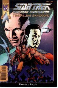 Star Trek Killing Shadows 1