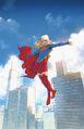 Supergirl Vol 7 1 Textless Variant